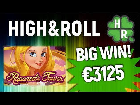 Play Rapunzel's Tower Slot Machine Online (Quickspin) Bonus Game - 동영상