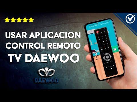 Cómo Descargar y usar la Aplicación de Control Remoto para TV Daewoo