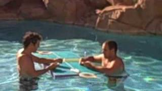 Perry Friedman - Ping Pong War in the Pool