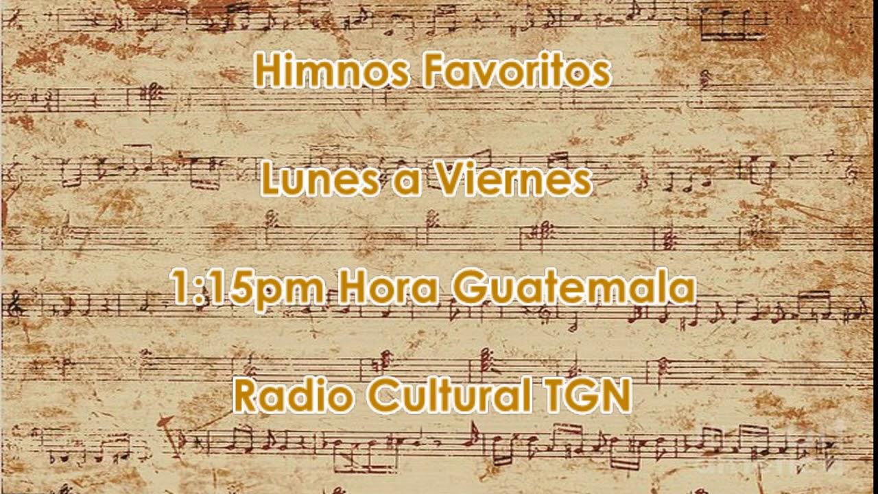 Programa Radial Himnos Favoritos #25 El Dulce Duo