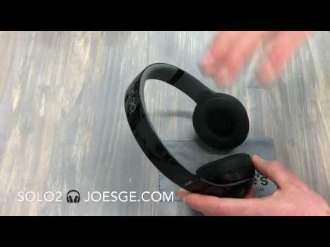 Beats by Dre Solo 2 2.0 Diagnose Sound Issue Troubleshoot Fix Beats Joesge Repairs