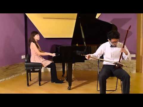 Comptine d'un autre été [Piano & Erhu Cover (Large Version)] adapted from TheChiefEmperor