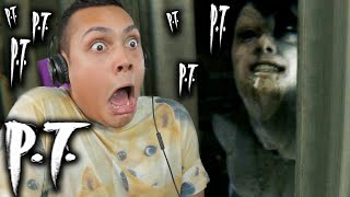"""DONT PLAY THIS GAME"" (Silent Hill PT Gameplay) [Scary / Funny Moments] [PS4]"