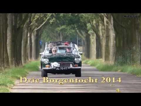 Drie Borgentocht 2014 Slochteren
