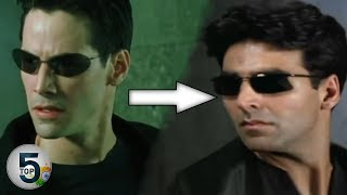 5 Bollywood Movie Scęnes copied from Hollywood