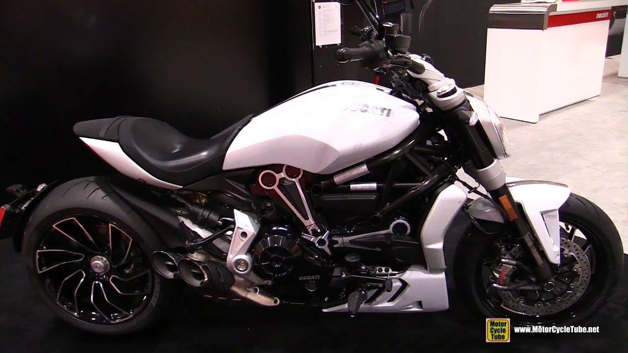 2018 Ducati Xdiavel S Walkaround 2018 Toronto Motorcycle Show