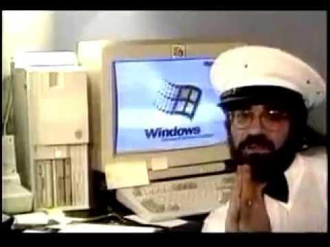 Реклама компьютеров из 90 X