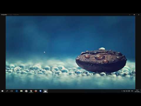 Windows 10'da Fotoğraf Görüntüleyicisini Açmak(Çözümü)