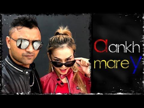 Aankh Marey - Simmba| Ranveer Singh, Sara Ali Khan, Mika Singh, Neha Kakkar | SK Choreography