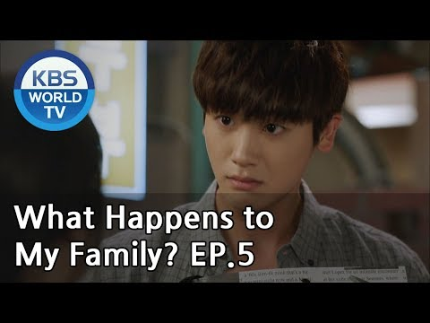 What Happens To My Family? | 가족끼리 왜 이래 EP.5 [ENG, CHN, MLY, VIE]