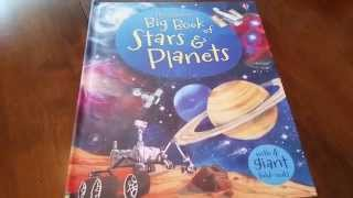 Usborne Books & More: Big Book of Stars & Planets