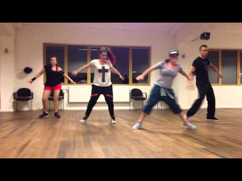 Fat Joe feat Nelly GET IT POPPIN Streetdance Training small group