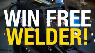 FREE Welder - 500K Subscriber Giveaway! Eastwood
