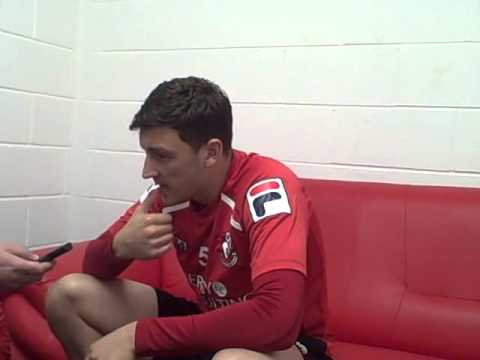 AFC Bournemouth v Leeds United: Captain Tommy Elphick's pre-match interview