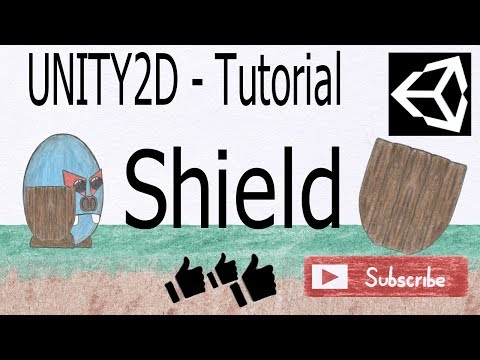 """Unity2D Platformer Tutorial 020: How to add a """"Defense"""" State and Animation for Beginners"""