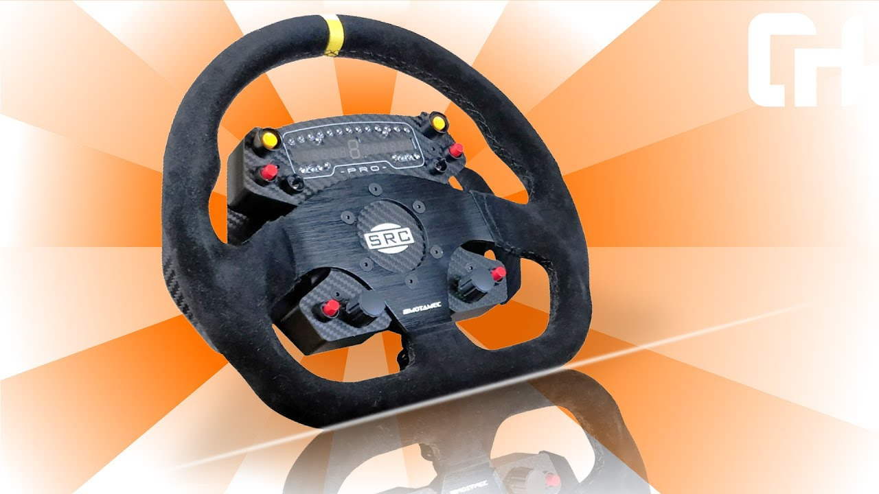 Sim Racing Coach GT1 Pro - Sim Racing Wheel Review [SRC]