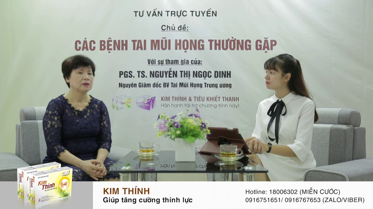 Ù tai đau nửa đầu bên trái có nguy hiểm không? Chuyên gia Nguyễn Thị Ngọc Dinh giải đáp