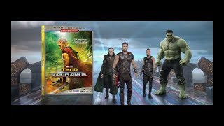 Thor: Ragnarok Blu-Ray - Official® Trailer [HD]