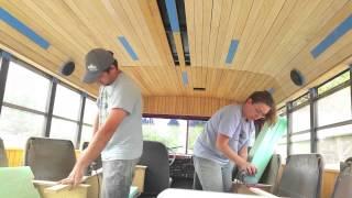 Hop Around Tours - Custom wood work