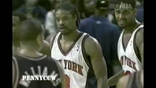 Latrell Sprewell FULL season highlights (1999) *NY Knicks & NBA Finals!