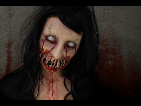 Tutoriel Maquillage D 39 Halloween Demon