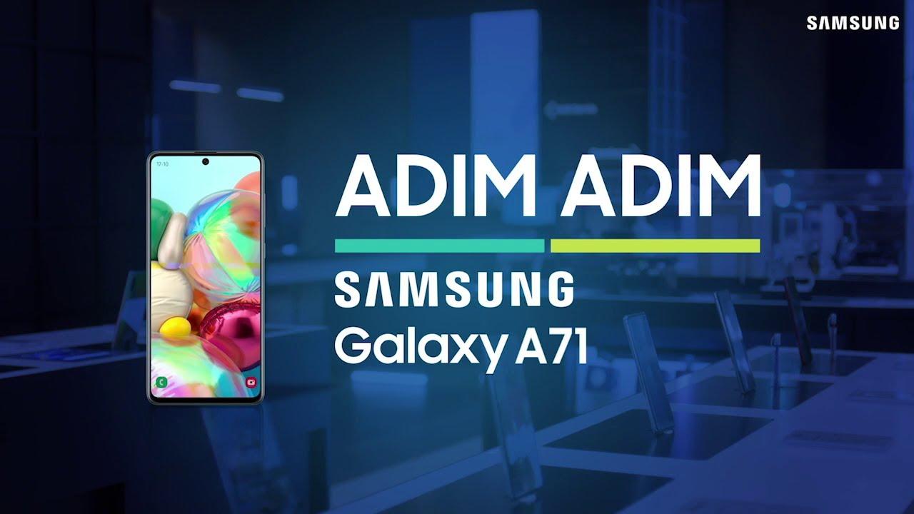 Galaxy A71 İnceleme | Samsung