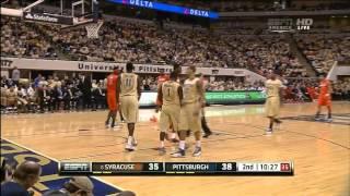 #6 Syracuse vs Pittsburgh 02/02/13 (Full Game)