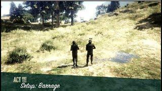 GTA5 Barrage   2 Person