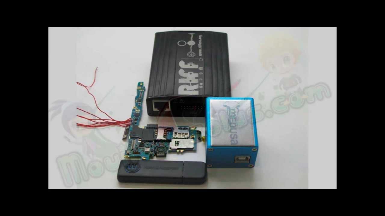Reparación boot en Samsung Galaxy R i9103