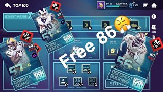 Madden Mobile 21: How to get Top 100 Promo Masters for Free!