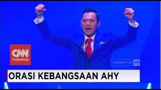 Download Video FULL Pidato Politik AHY di Rapimnas Partai Demokrat 2018, Sebut Jokowi & Pilpres 2019 MP3 3GP MP4