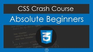 Gambar cover CSS Crash Course For Absolute Beginners