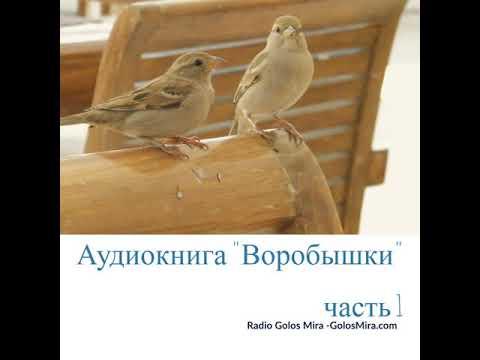 Аудиокнига ''Воробышки'' - 1 часть - читает Светлана Гончарова [Радио Голос Мира]