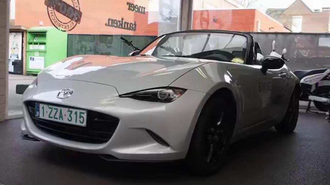 Mazda Garage Rotterdam : Mazda garage de meyer showroom youtube