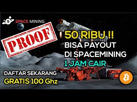 [SCAM ALERT] Space Mining - Bisa Tarik Profit, 1 Jam Cair (PROOF!!)