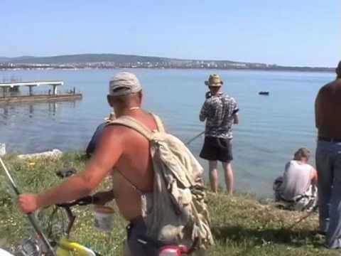Рыбалка. Ловля пеленгаса в Геленджикской бухте.