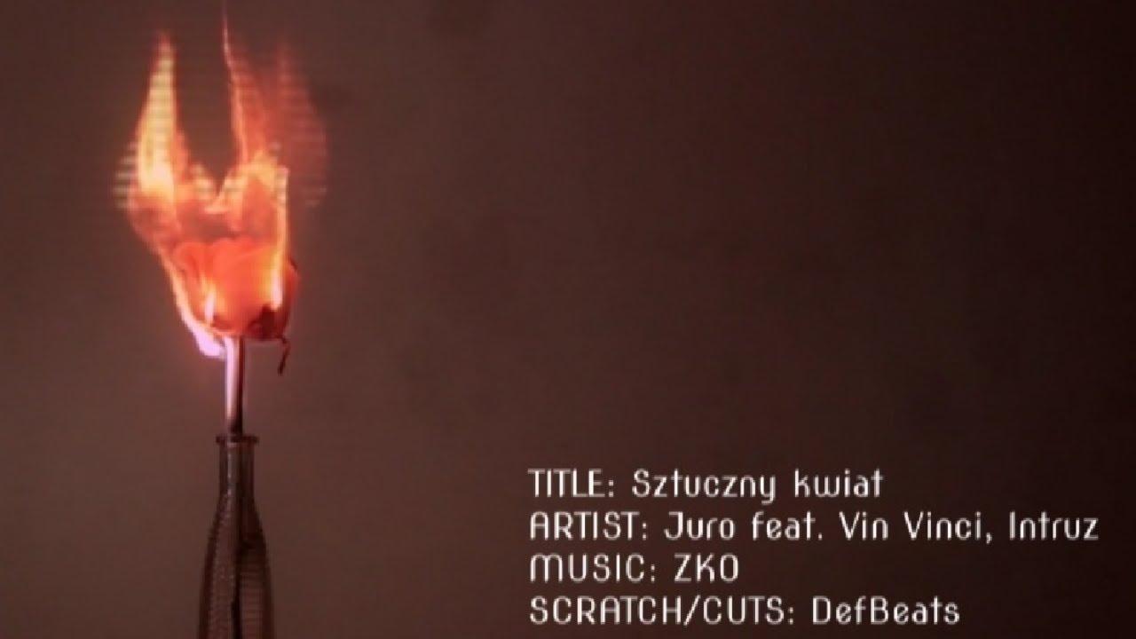 Download JURO - Sztuczny kwiat feat. Vin Vinci, Intruz (prod. ZKO / skrecze DefBeats)