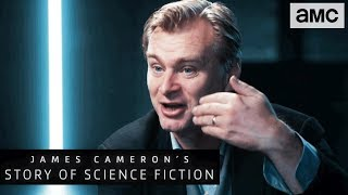 Christopher Nolan on Creating a Black Hole | James Cameron's Story of Science Fiction