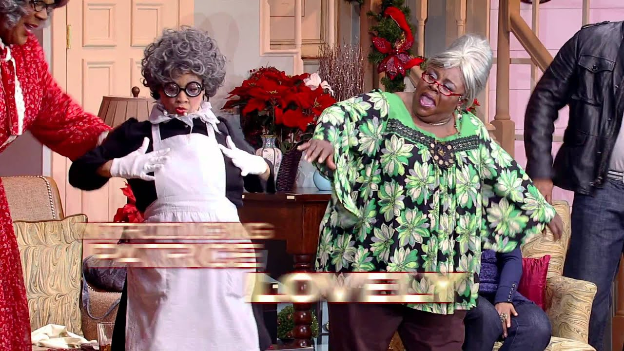 Tyler Perry's A Madea Christmas -The Play Movie Trailer - YouTube