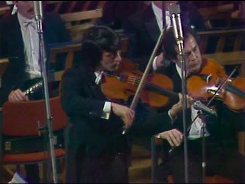 Yuri Bashmet plays Bartok Viola Concerto - video 1985