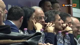 Ръководителите на БФВ също са на финала за Купата на България в Пазарджик