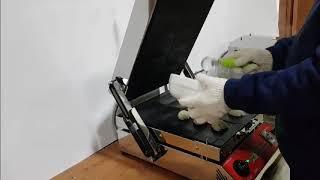현미 누룽지 제조기 1