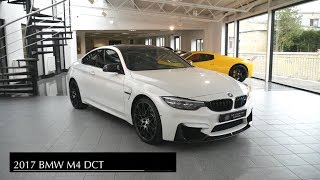 2017 BMW M4 with Competition Pack & BMW Performance Carbon Bodykit