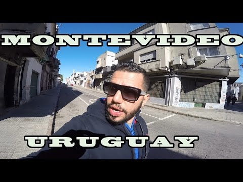 VLOG  TRAVEL GUIDE MONTEVIDEO URUGUAY