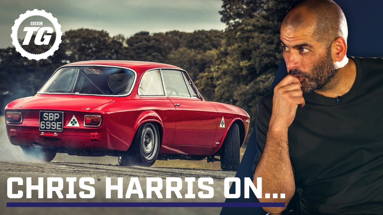 Chris Harris on... Restomods: Singer 911, Alfaholics GTA-R, Eagle Lightweight GT | Top Gear