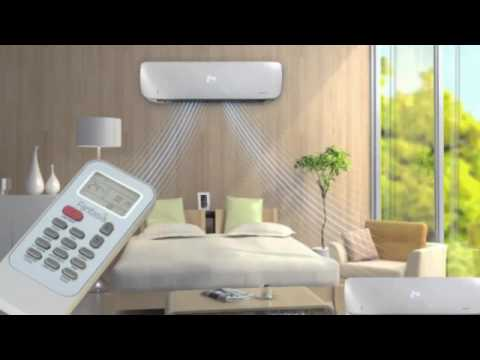 Chigo Split Systems. Heating and air conditioning. - YouTube