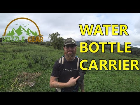 Smartwater bottle holder by Justin Anderson