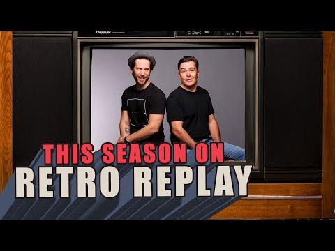 RETRO REPLAY Season  1 Trailer