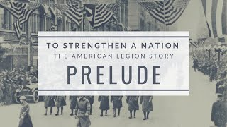 To Strengthen a Nation: Prelude
