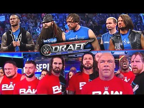 Real WWE Draft 2018 Winner! *SUPERSTAR SHAKE-UP 2018*